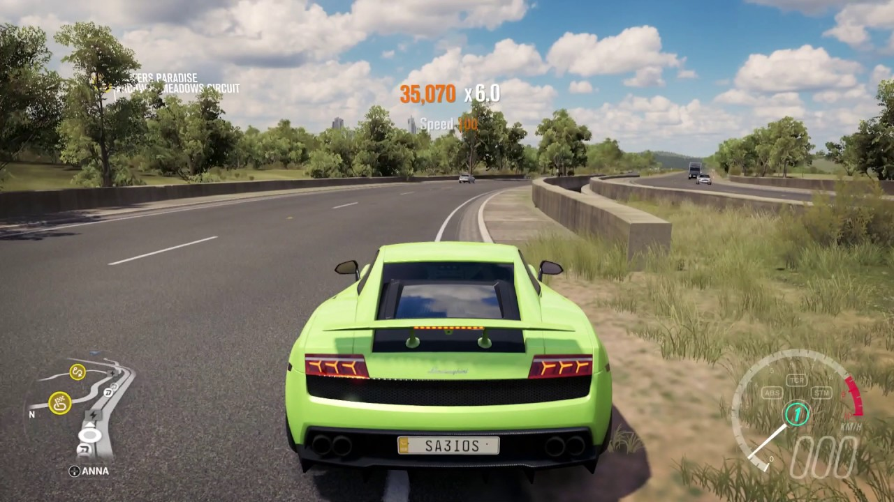 Forza Horizon 3 Lamborghini Gallardo Lp 570 4 Superleggera Youtube