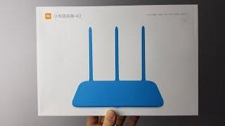 ОБЗОР Xiaomi Mi 4Q Wireless Router ► доступный роутер Сяоми!