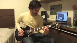 Extol - Confession Of Inadequacy guitar cover - Vinicius Cavalieri