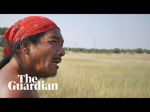 Liquid genocide: fighting addiction on Pine Ridge reservatio