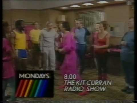 1984 Central TV Continuity Announcement