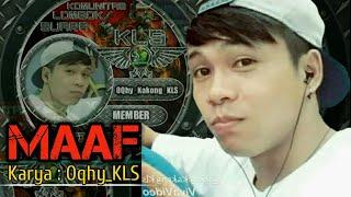 "Gambar cover Yan_""MAAF"" Lagu pop sasak karya anak KLS terbaru lirik lengkap"