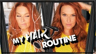 My hair routine | SissyChristidou