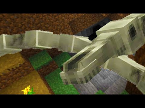 Don't look for Long Horse in Minecraft..