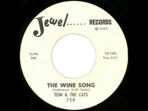 Tom and the Cats - wine song