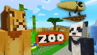 Minecraft Xbox   Survival Madness Adventures 2   The Zoo [20]