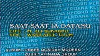 Gambar cover full album zuhriyah nada vol 1 video