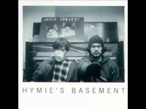 hymie's basement - you die