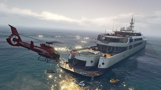 YACHTS IN SINGLE PLAYER GTA!