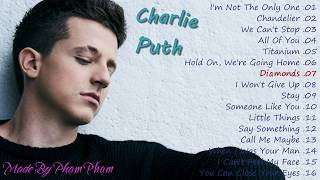 Charlie Puth - Sing The Hit Songs Of Other Artists