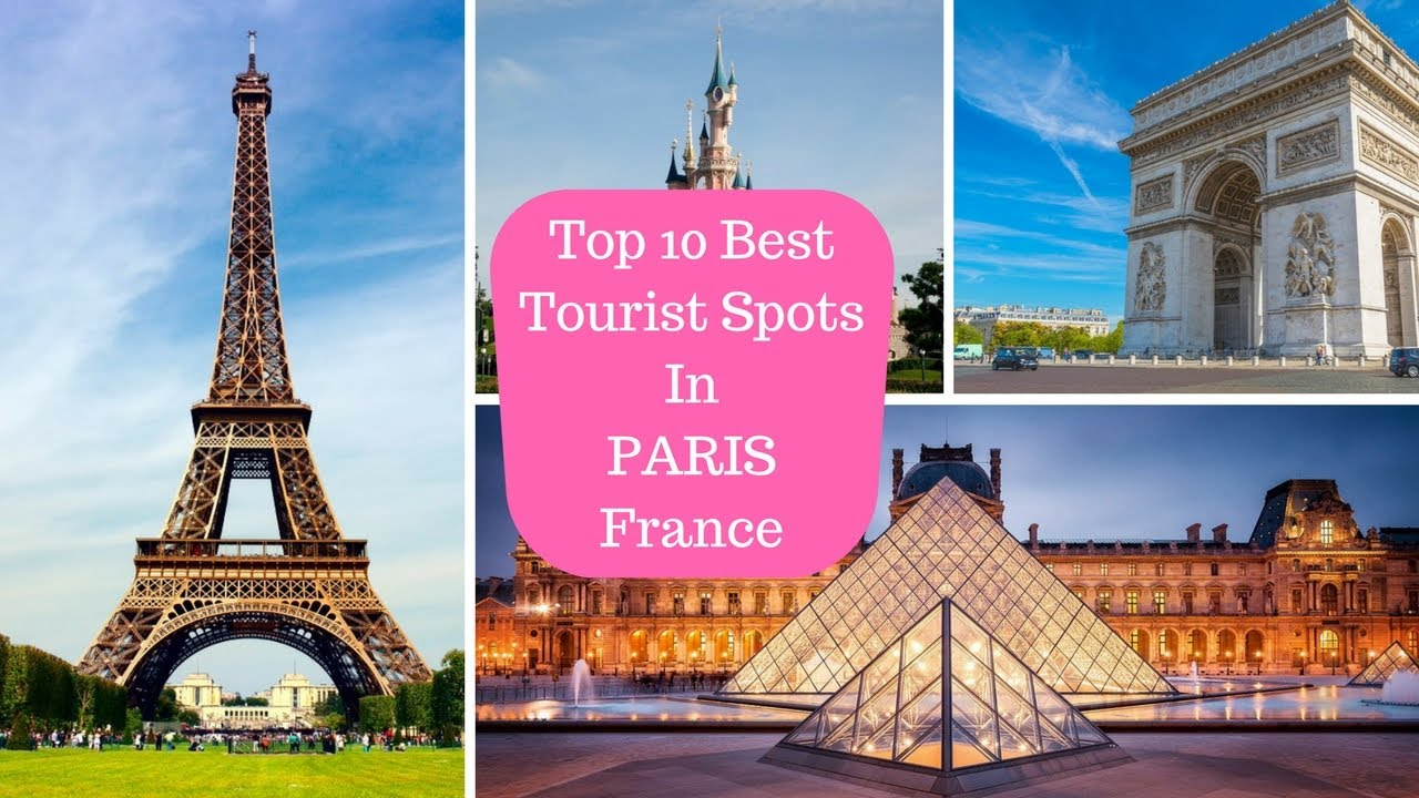 top 10 best tourist spots in paris france rk travel youtube