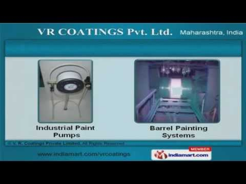 Fluid Handling Equipment By V. R. Coatings Private Limited, Pune