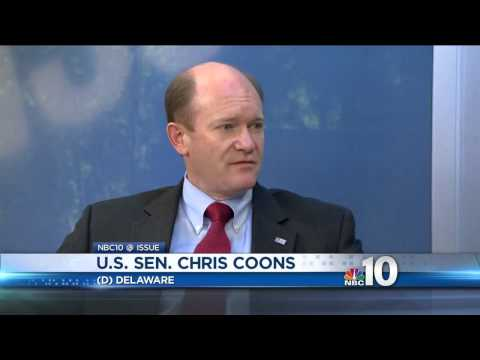 Sen. Chris Coons (D-DE): I