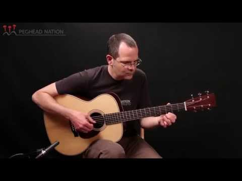 Martin OM-28 Authentic 1931 Demo From Peghead Nation