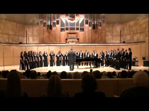 Sure on this Shining Night - University of Utah Singers