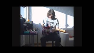 Fender Strat with Texas Special (012-054 Daddario EXL145) / SRV, Hendrix tone (Eb)