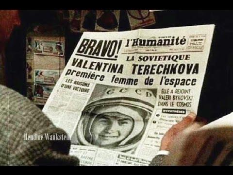Valentina V Tereshkova ☆ cc