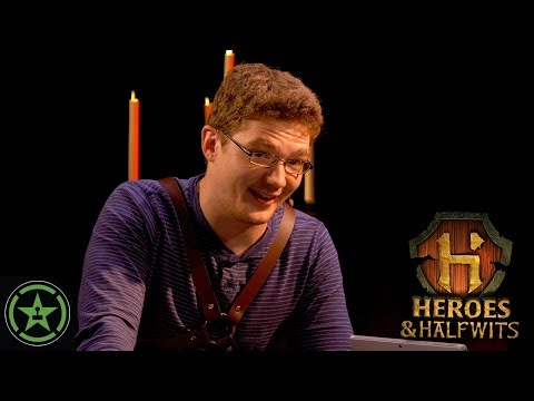 Heroes & Halfwits: The Tomb of Horrors Chapter 4 - Twisting In the Wind