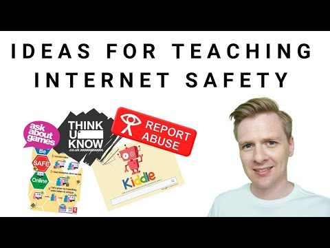 Internet Safety tips for Parents & Teachers - Links & Resources EYFS
