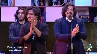 Farru, Farruquito y el Carpeta- Tres flamencos- La tarde aquí y ahora 2018