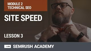 Module 2. Lesson 3. Site speed