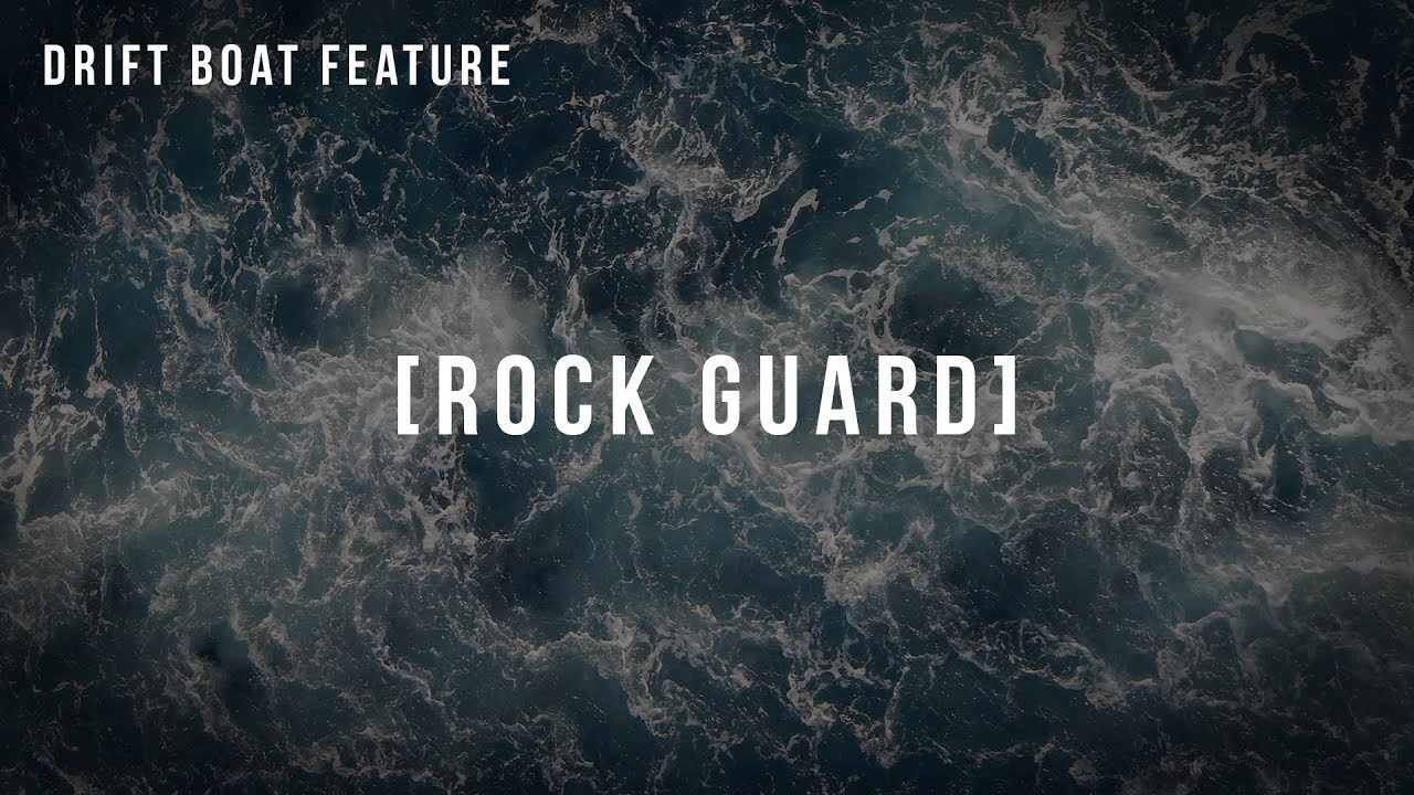Pavati Marine Features: Rock Guard