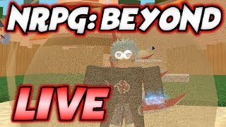 FIGHTING IN RANKED BATTLES in Naruto RPG: Beyond!! | Roblox Live Stream #120