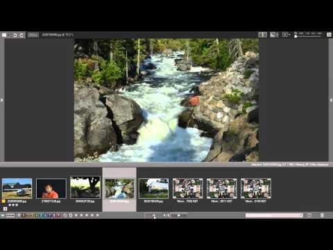 Nikon View NX 2 tutorial Browsing Experience (1/3)