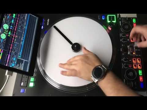 DJTABOU-RANE TWELVE & NUMARK DJ2GO2