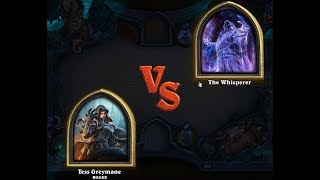 one turn kill 60 damage The Whisperer Witchwood Monster Hunt