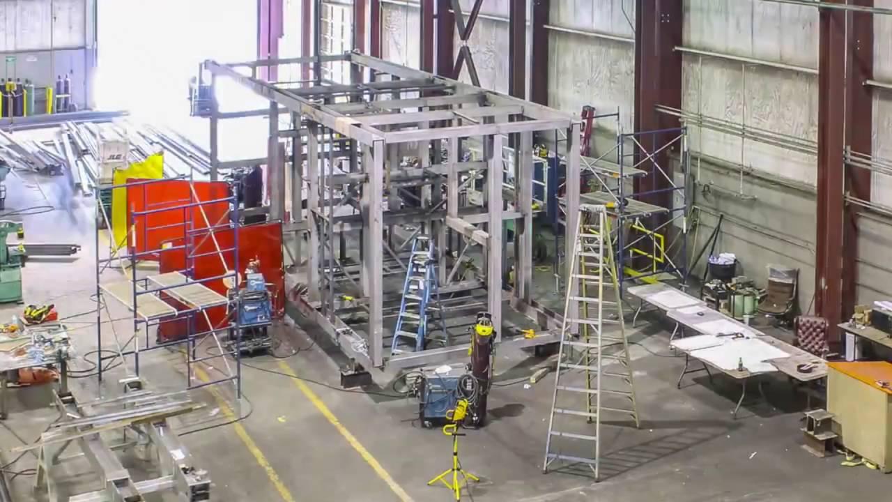 ELDECO Pipe and Fabrication | Modular Fabrication, Pipe Fabrication