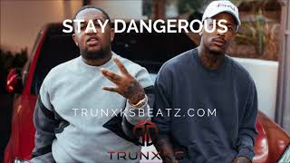 Stay Dangerous (YG | DJ Mustard Type Beat) Prod. by Trunxks