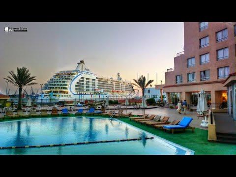 Resta Port Said Hotel, Port Said, Egypt