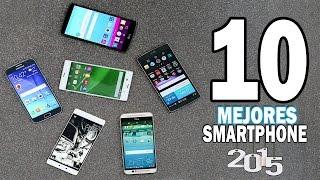 10 Mejores Teléfonos Móviles - 2015
