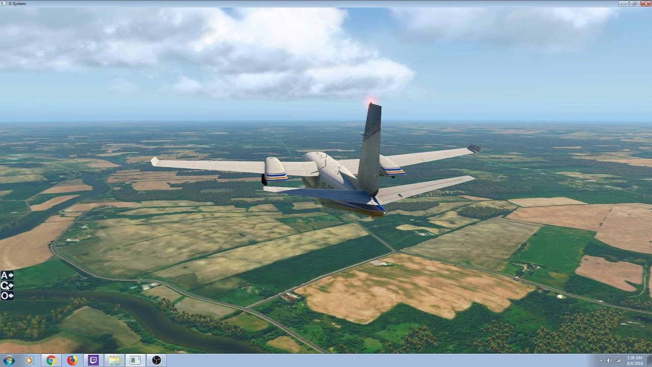 GTN 750 Precision Approach X Plane 11 by Brian Pfeiffer