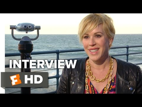 Jem and the Holograms Interview - Molly Ringwald (2015) - Aubrey Peeples, Juliette Lewis Movie HD