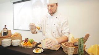 Кейтеринг Комильфо. Фуршет с мастер-классом | Komilfo Catering(, 2016-04-28T06:22:36.000Z)