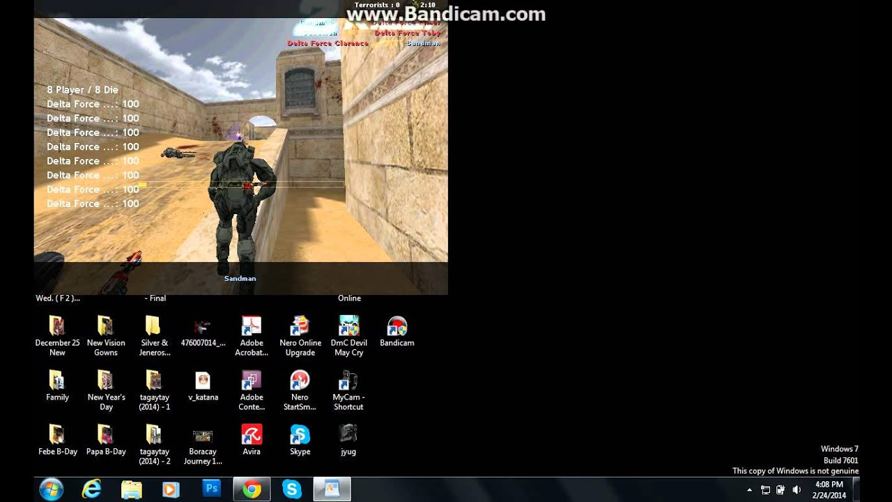 Counter Strike Xtreme V6 Weapon & Character Mods
