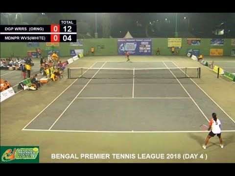 Miracle @ Bengal Premier Tennis League  ||  Unbelievable Fight Back  || 2nd February 2018