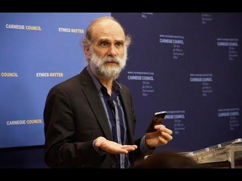 Privacy in a Digital Age: Keynote Presentation by Bruce Schneier
