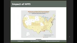 Healthy Food Financing Initiative HFFI Stakeholder Webinar