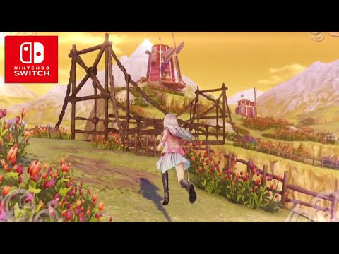 Atelier Lulua: The Scion of Arland | HD Debut Trailer | Upcoming Nintendo Switch | 2019
