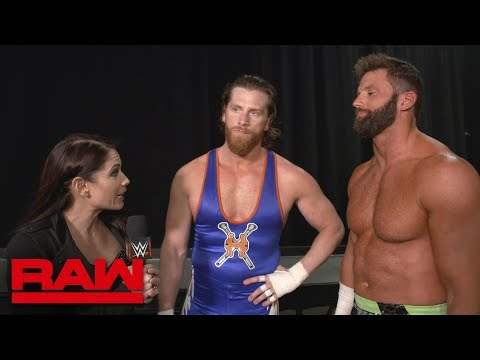 Zack Ryder & Curt Hawkins will become Tag Team Champions again: Raw Exclusive, Jan. 28, 2019