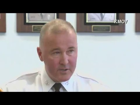 St. Louis County Police chief: Ferguson shooting an ambush