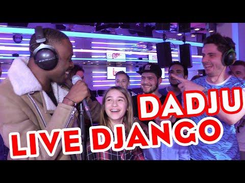 DADJU - DJANGO EN LIVE SUR NRJ !