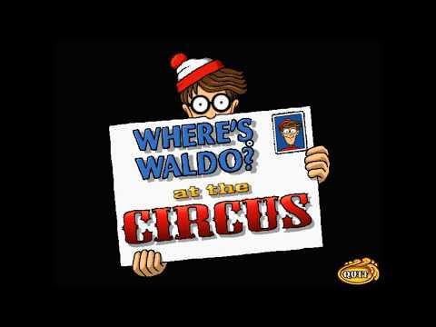 Where's Waldo? At the Circus