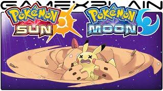 Pokémon Sun & Moon - Details on the 4 New Pokémon (Crabrawler, Sandygast, Palossand, & Stufful)