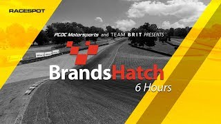 PCDC 6 Hours of Brands Hatch