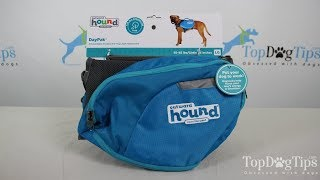 Outward Hound Daypak Dog Backpack Review (2018)