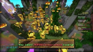 ADMIN ABUSE IN SKYWARS MEGA DOUBLES!! (Hypixel Funny Moments)